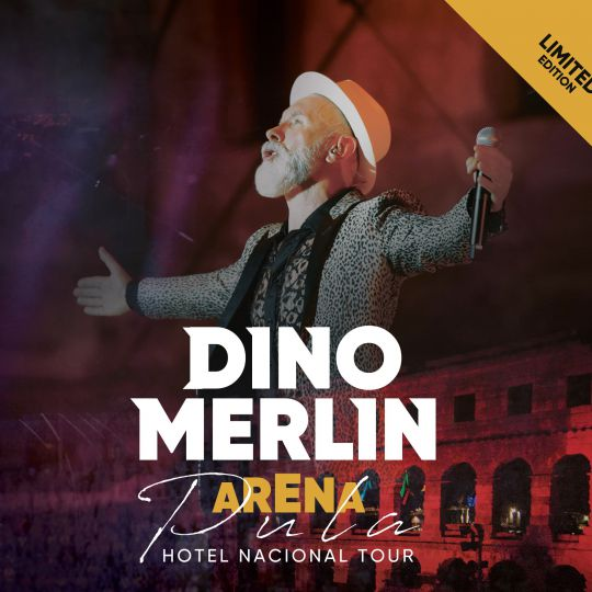 Dino Merlin - Arena Pula (2019)