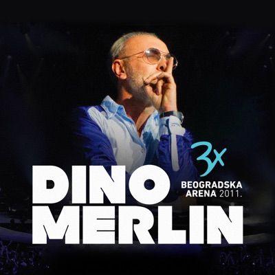 (DVD) Dino Merlin Beograd 2011. (2016)