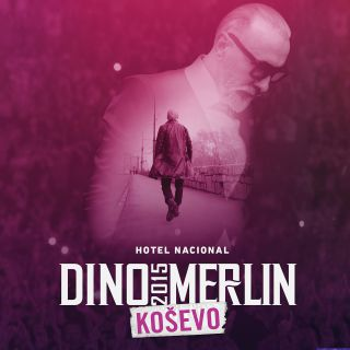 (DVD) Dino Merlin Koševo 2015. (2016)