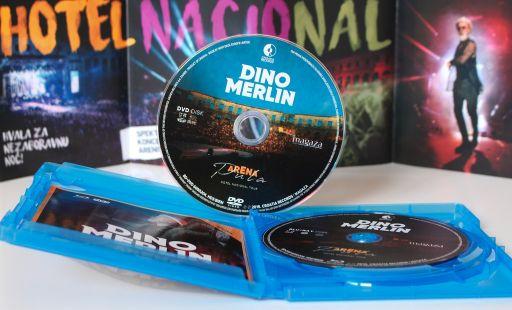 Spektakularan koncert Dine Merlina iz pulske Arene u prodaji od 31.01.